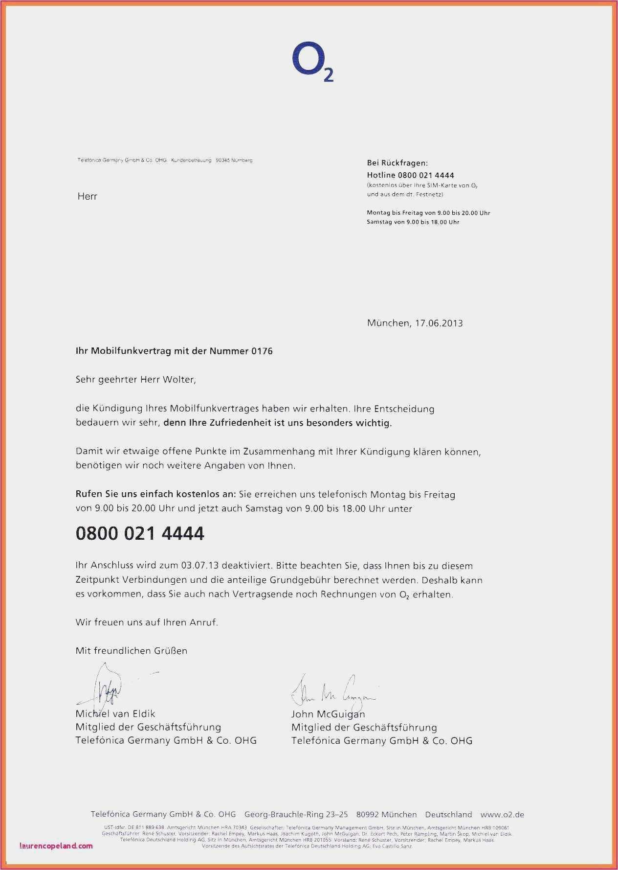 39 Grossartig Vorlage Kundigung 1und1 Bilder Vorlagen Word Vorlagen Handyvertrag