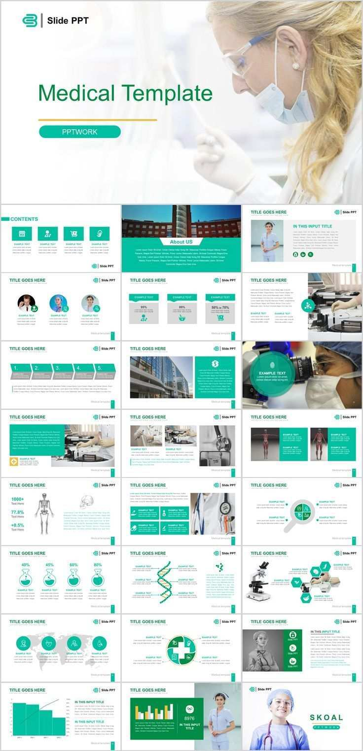 Business Infographic 25 Best Medical Industry Powerpoint Templates On Behance Powerpoint Templates Infographicnow Com Your Number One Source For Dai Powerpoint Presentation Design Powerpoint Design Templates Business Infographic