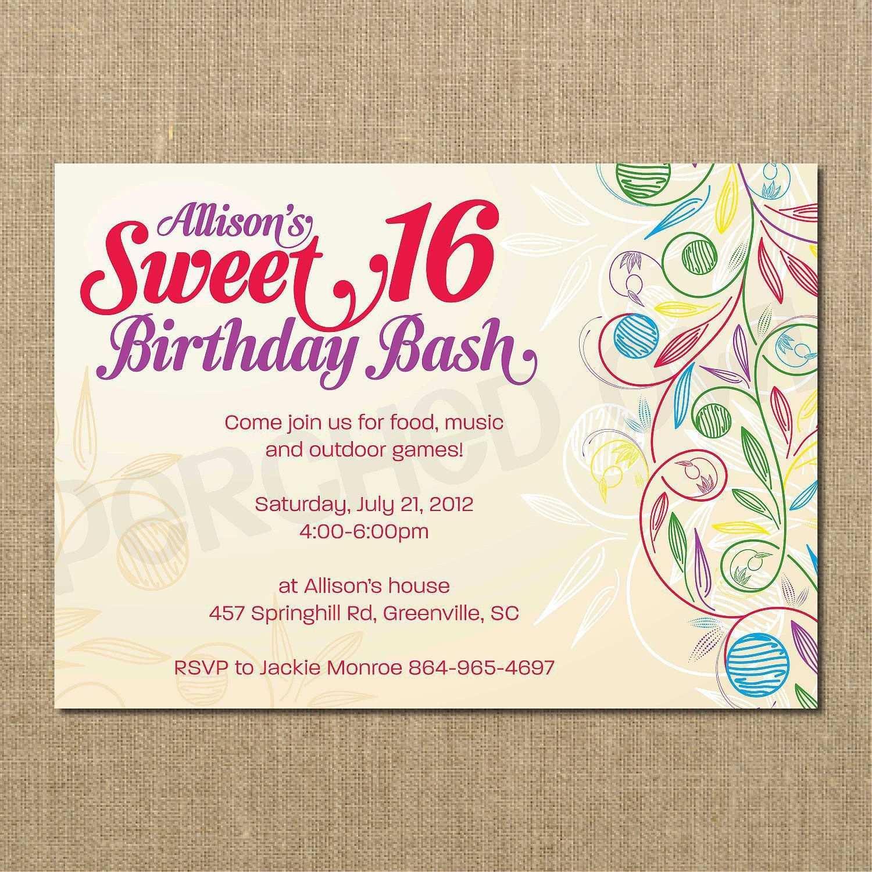 Geburtstagseinladung Text 18 Einladung Gestalten Einladung Geburtstag Einladung Kindergeburtstag
