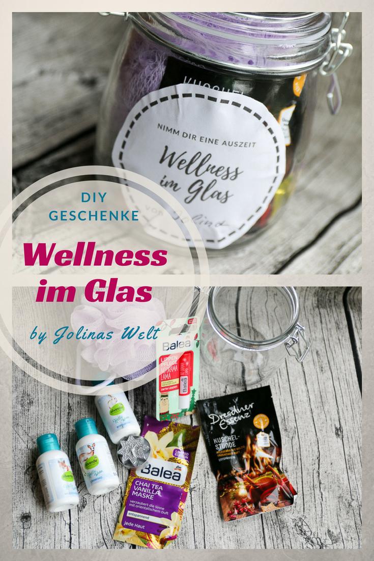 Wellness Im Glas Mit Kostenloser Vorlage Valentinstag Geschenk Fur Ihn Muttertag Geschenk Schnelles Geschenk