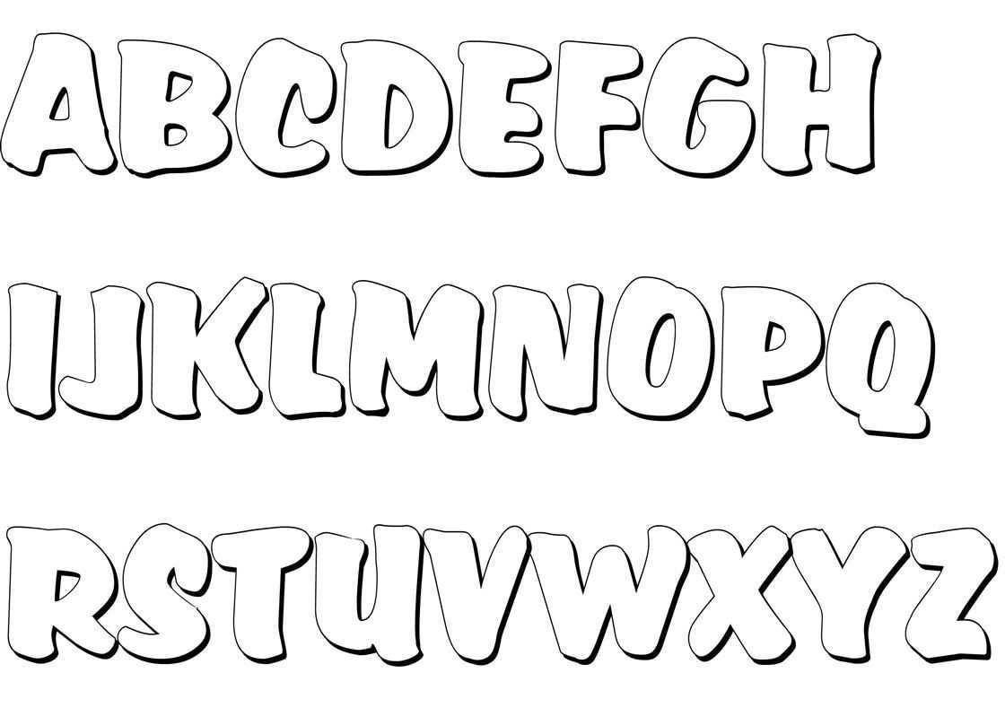 Buchstaben Zum Ausmalen Und Ausdrucken Pictures To Pin On Pinterest Buchstaben Vorlagen Zum Ausdrucken Alphabet Malvorlagen Buchstaben Vorlagen