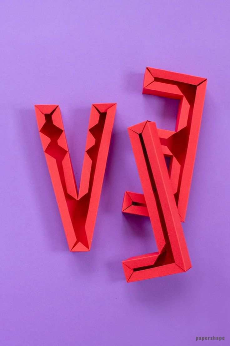 3d Love Schriftzug Basteln Mit Papier Kostenlose Vorlage Basteln Mit Papier Basteln Mit Papier Falten Basteln Mit Papier Anleitung