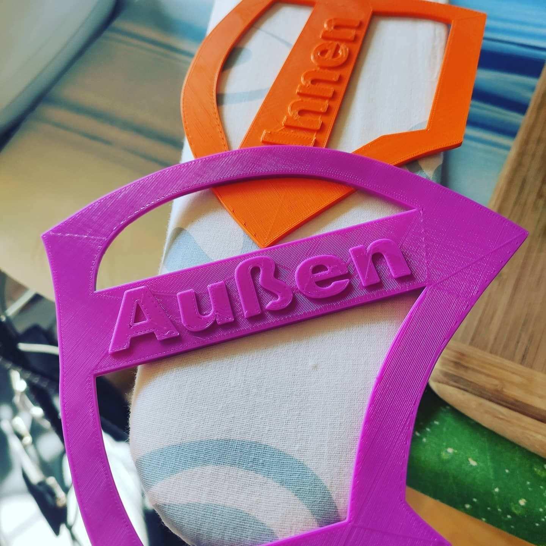 Masken Dauerschnittmuster 3d Druck In 2020 Schnittchen Gummiband Muster