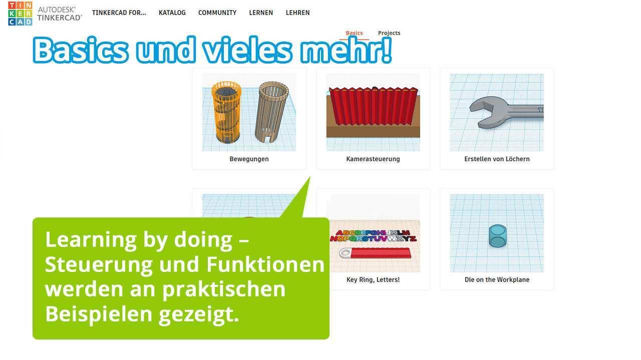 Kostenlose 3d Software Zum Erstellen Von 3d Modellen Tinkercad
