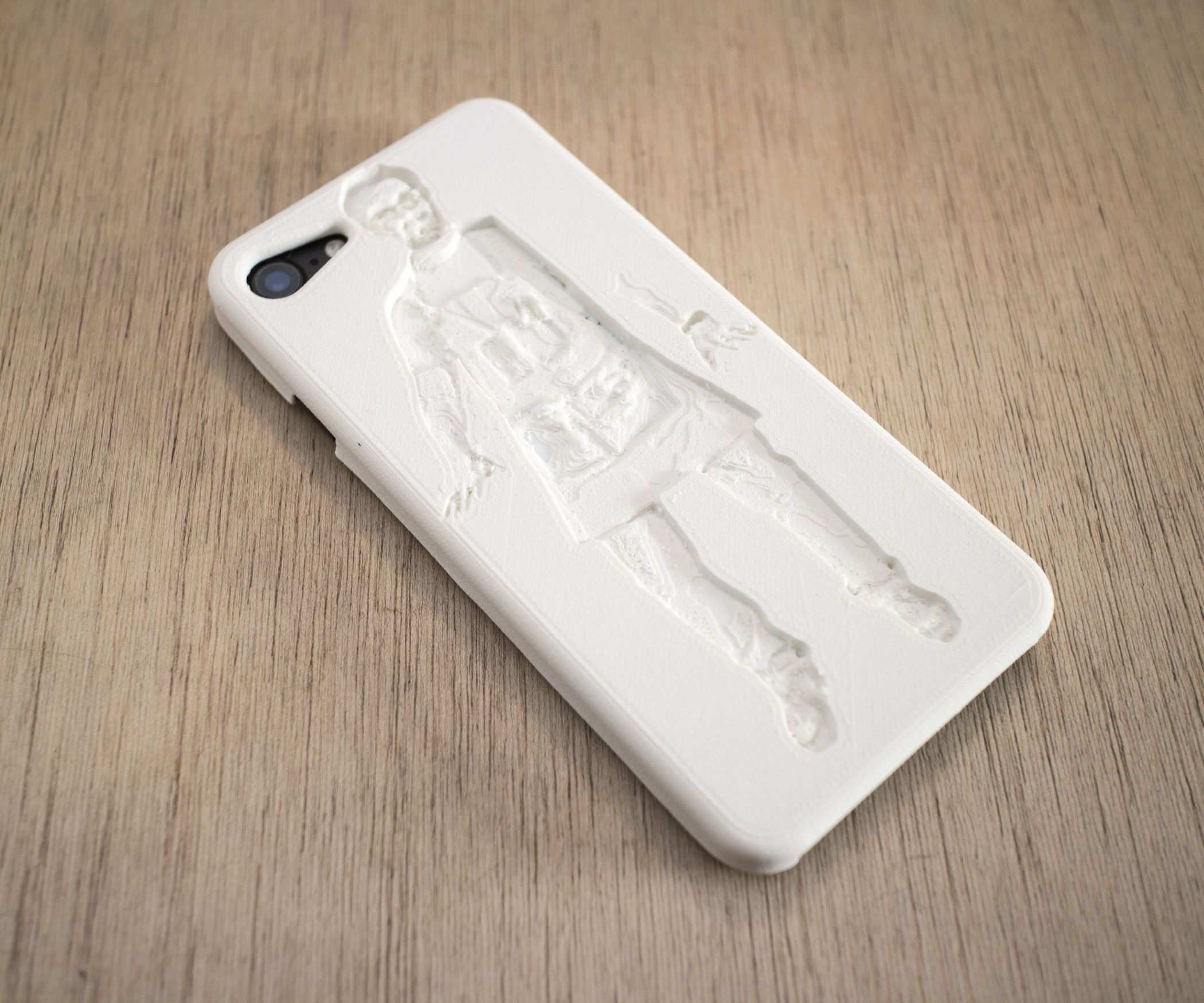 3d Picture Phone Case 3d Druck