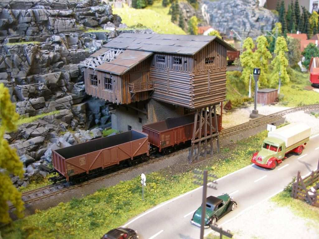 Marklin Ho Layout Model Train Image 8 Model Trains Model Train Scenery Model Train Layouts