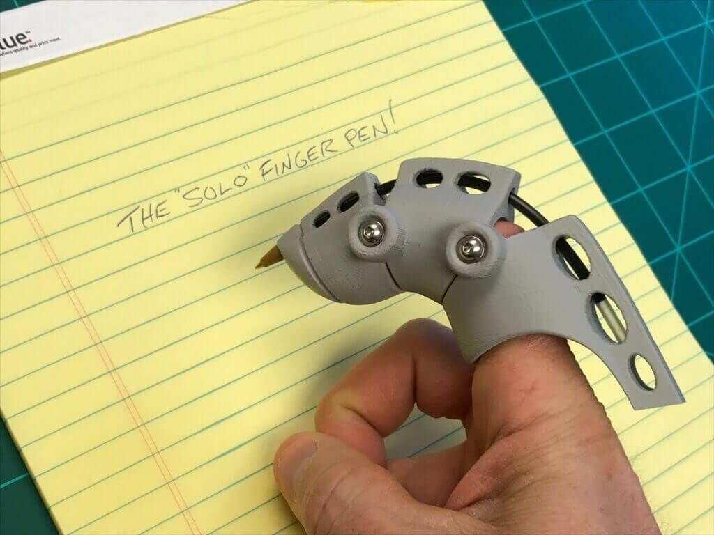Image Of Cool Things To 3d Print Solo Finger Pen 3d Drucker Vorlagen 3d Drucker Drucken