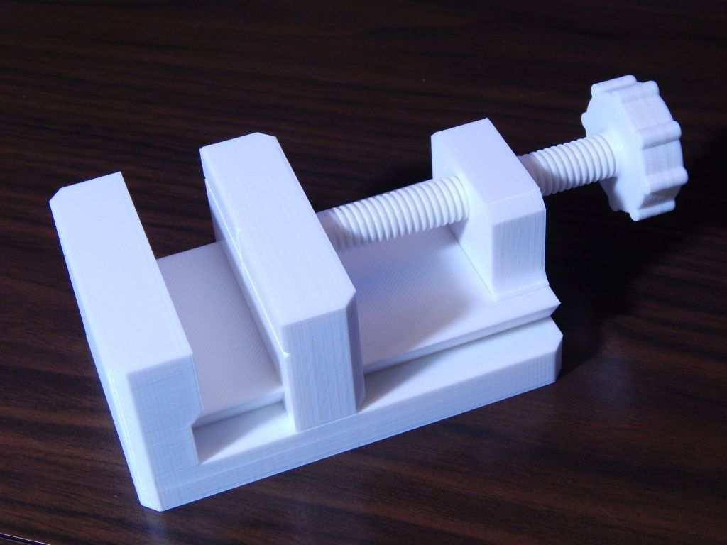 Small Desktop Vise By Kdan Thingiverse 3d Drucker Vorlagen 3d Drucker 3d Prints