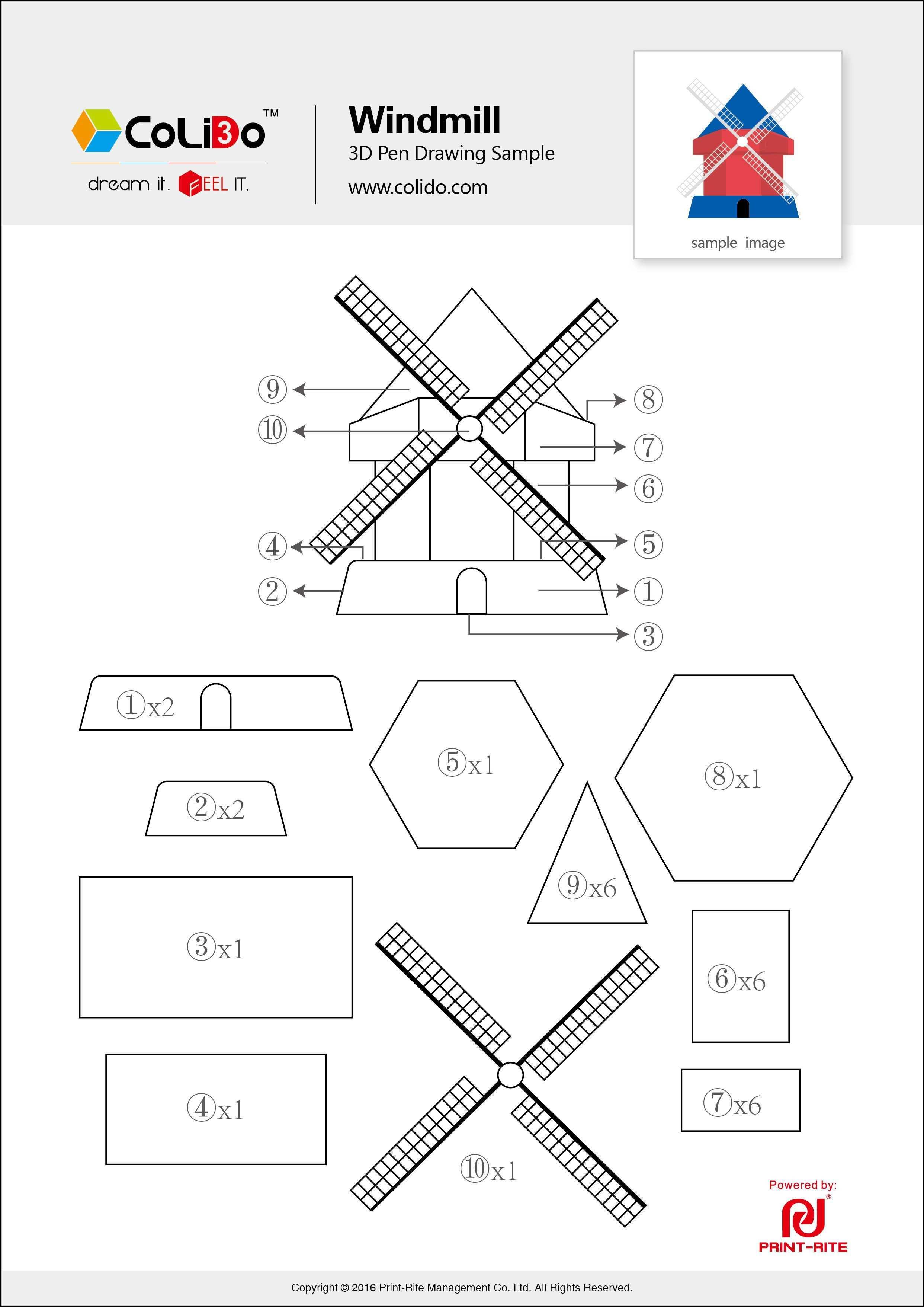 Stencils For 3d Pen Colido 3d Printer Official Website 3d Pen 3d Pen Stencils 3d Drawing Pen