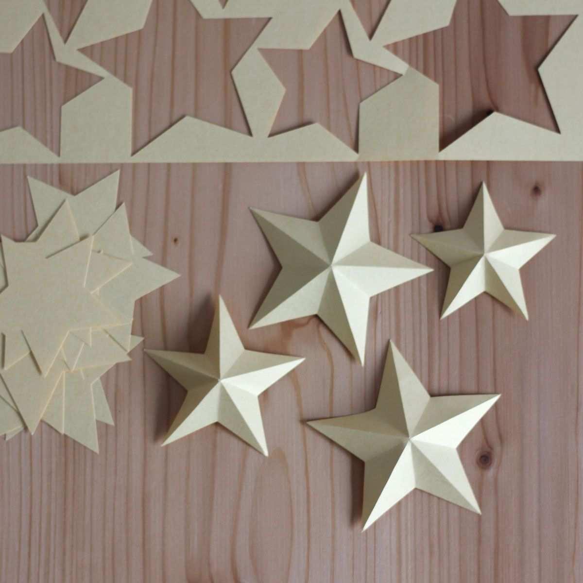 3d Sterne Aus Papier Plotterfreebie Kugelig Com Sterne Basteln Aus Papier Sterne Aus Papier 3d Sterne Aus Papier Basteln