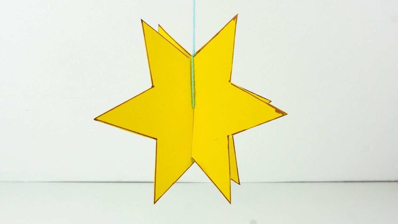 Sterne Basteln Mit Kindern Eine Anleitung Wie Du Einen 3d Stern Basteln Kannst Inklusive Koste Sterne Basteln Sterne Basteln Mit Kindern 3d Sterne Basteln