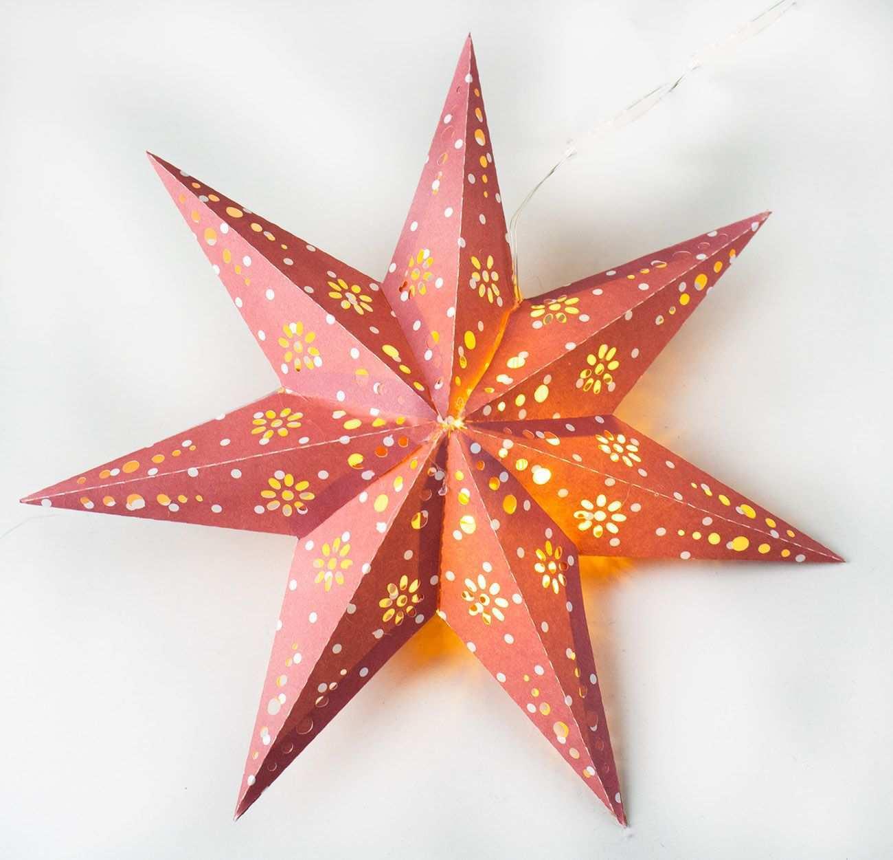 Leuchtende Sterne Mit Licht Basteln Gratis Plotterdatei Leuchtsterne Sterne Basteln Vorlage Papiersterne Basteln Weihnachtsstern Basteln