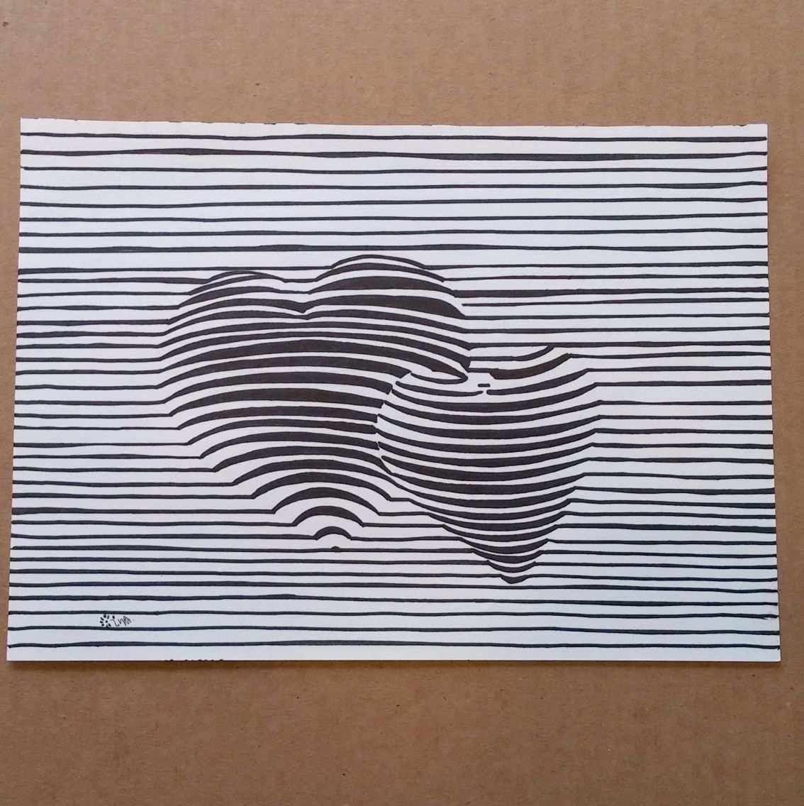 Doodles Malen Und Zeichnen 3d Zeichnen Kritzeleien