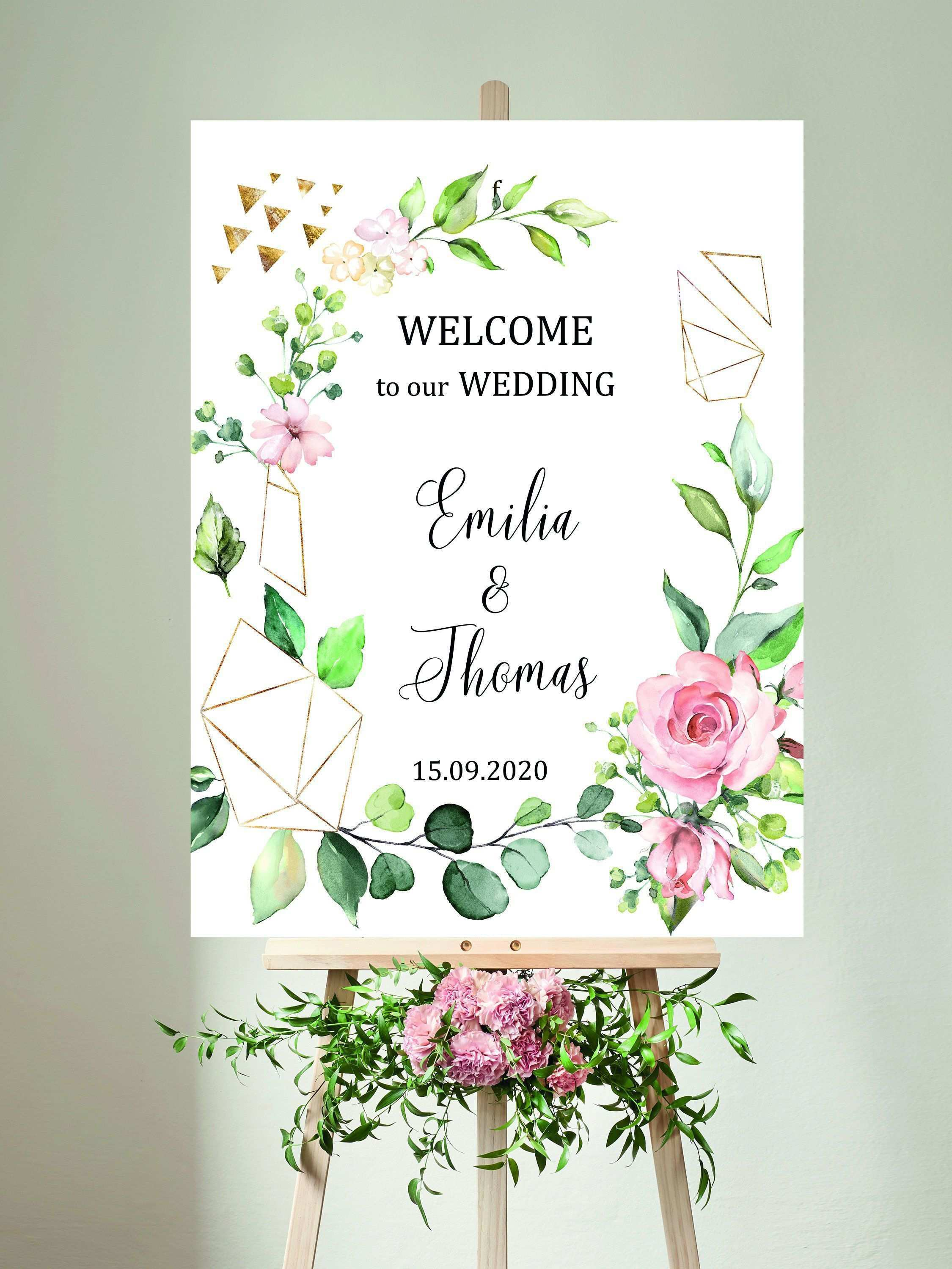 Pin Auf Welcome Wedding Sing