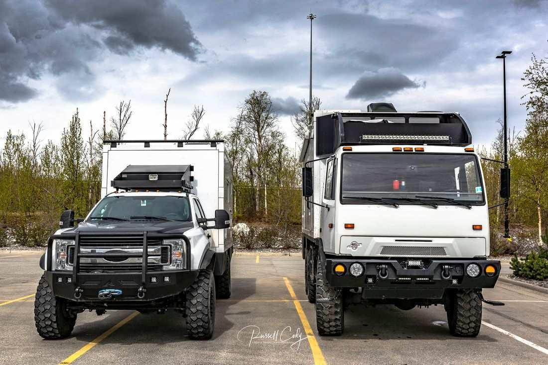Turtle Exterior Photo Gallery Gxv Built Truck Overland Trailer Off Road Camper