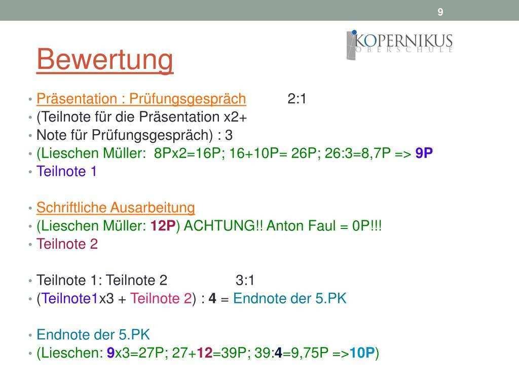 Ppt Informationen Zur 5 Pk Powerpoint Presentation Free Download Id 3637719