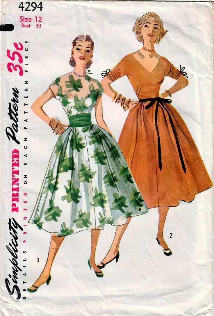 50er Jahre Schnittmuster Nahen 50s Kleid Muster Nahen Schnittmuster Easy Schnittmuster Gra In 2020 50s Dress Patterns Vintage Sewing Patterns One Piece Dress