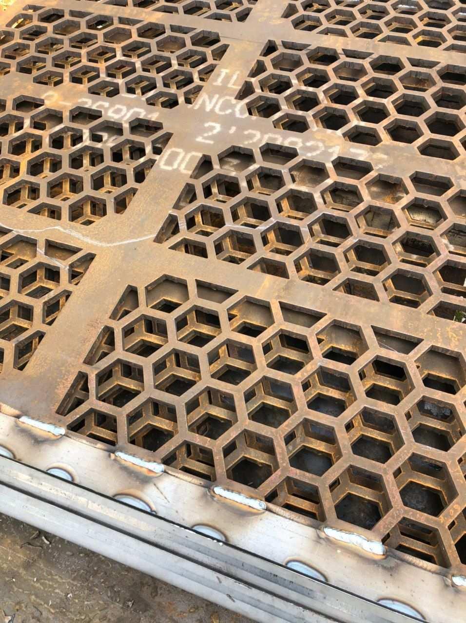 Lochblech 12mm 400 Lochblech Lochblech Stahl Ux Design