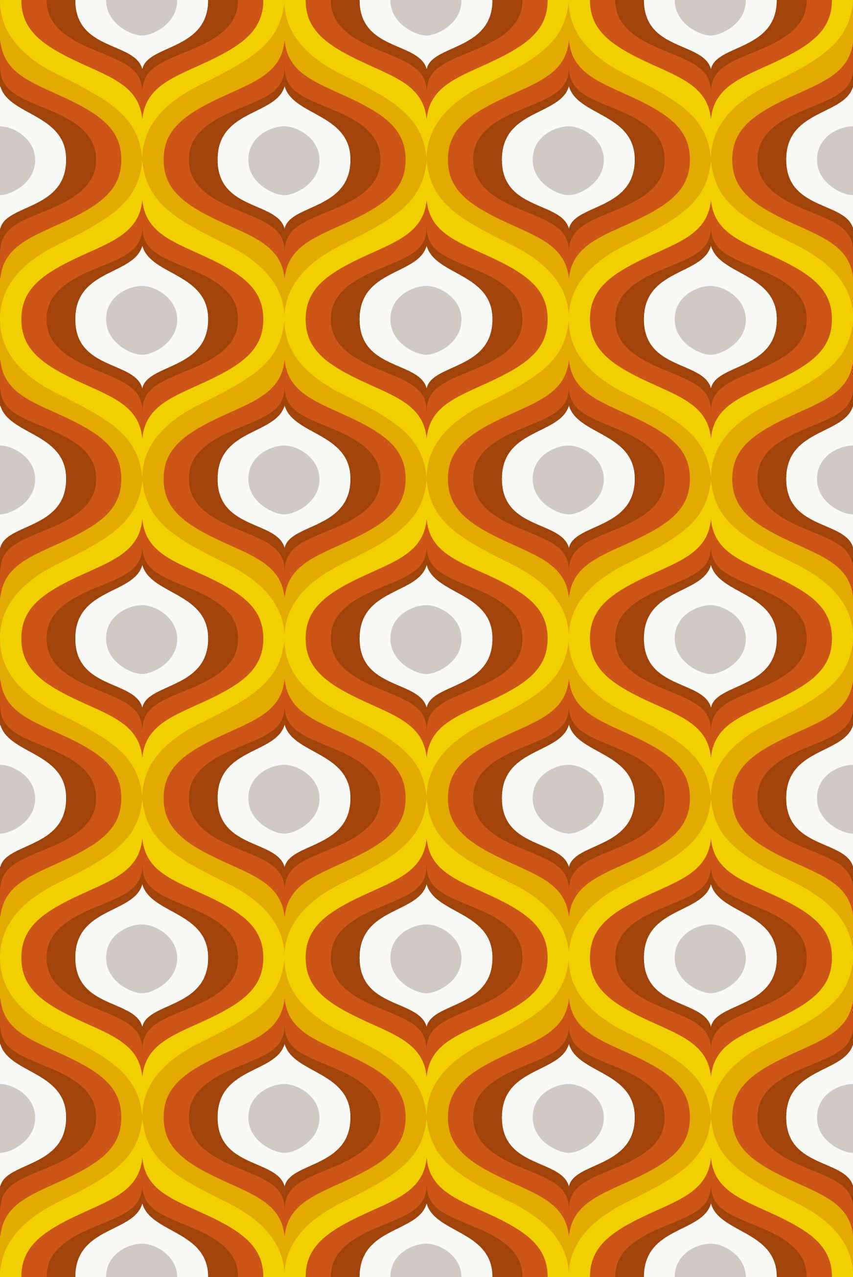 Pin By Leigh Baca On Scandinavian Print Design Pattern Retro Pattern Retro Prints