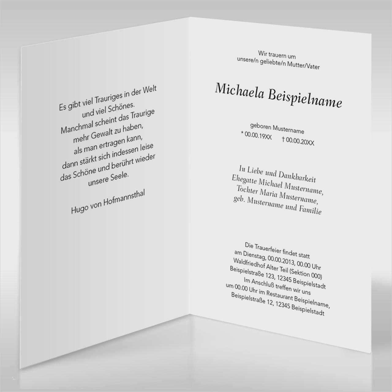Grossartig Trauerkarten Danksagung Vorlagen Solche Konnen Einstellen In Microsoft Word Trauerkarten Danksagung Geburtstag Sms Danksagung Beerdigung