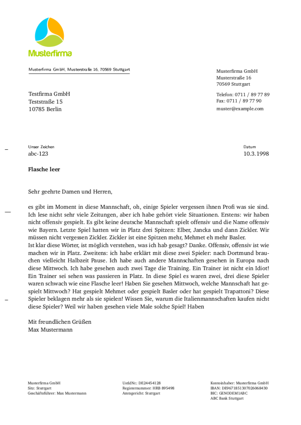 Geschaftsbrief Vorlage Und Muster Deckblatt Vorlage Geschaftsbrief Vorlage Deckblatt Bewerbung