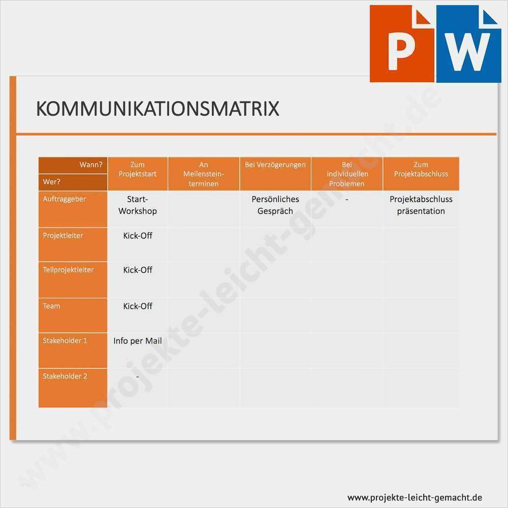27 Elegant Stakeholderanalyse Vorlage Powerpoint Vorrate Power Point Vorlagen Lebenslauf Format