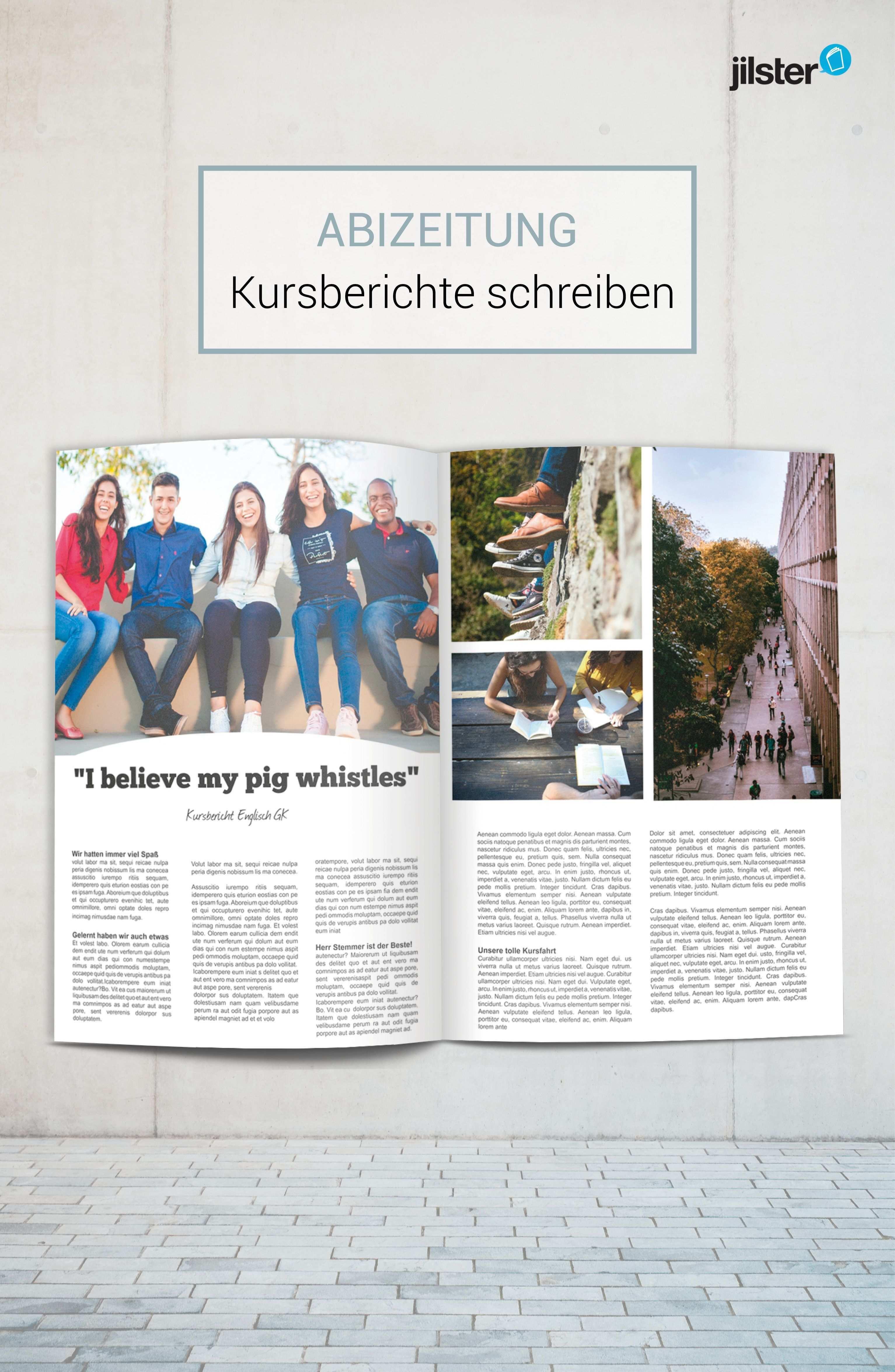 Abizeitung Kursbericht Schreiben Der Alles Ans Licht Bringt Jilster Blog Abizeitung Zeitung Schulerzeitung