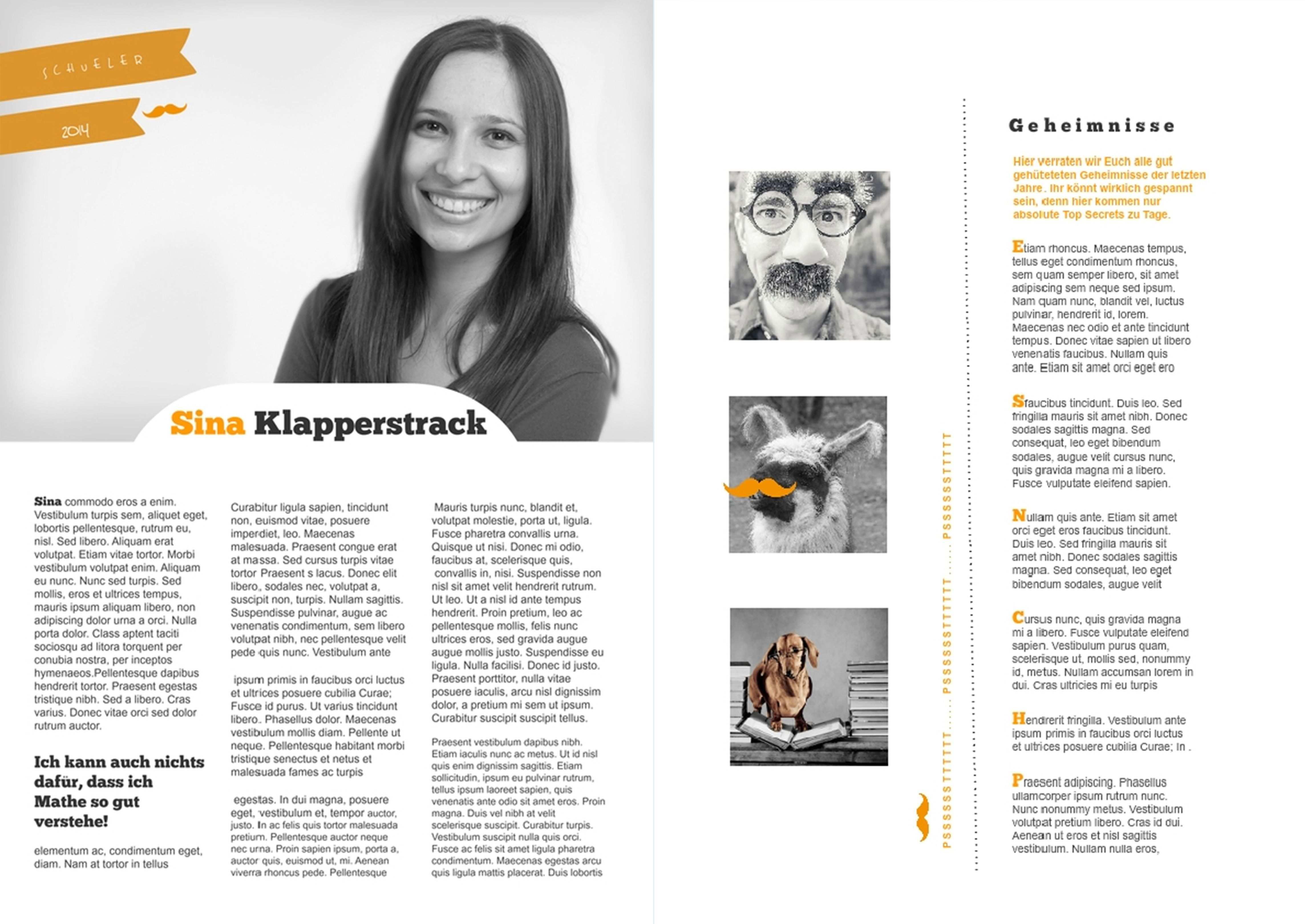 Abizeitung Gestalten Leicht Gemacht Abizeitung Erstellen Mit Jilster Abizeitung Zeitung Zeitschriften