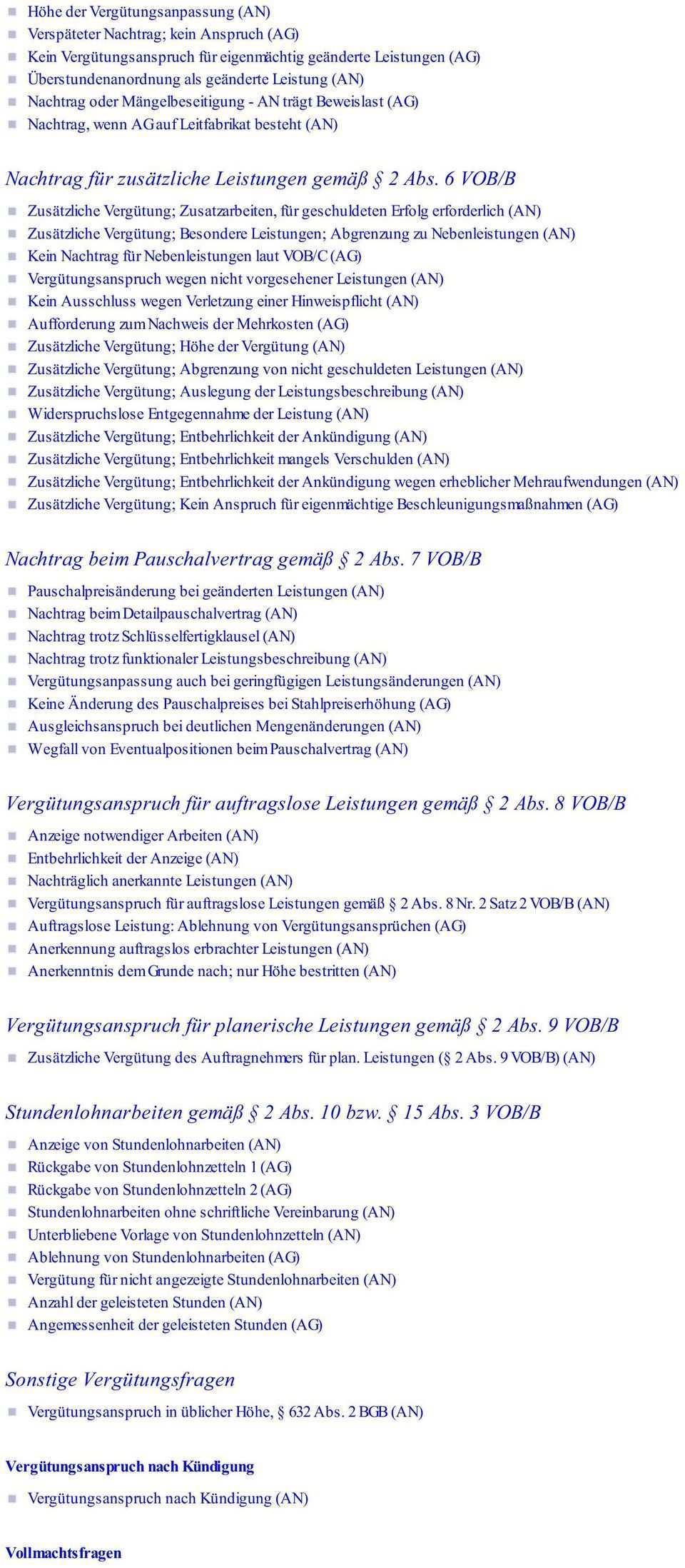 Vob Musterbriefe Und Formulare Fur Handwerker Und Bauunternehmer Pdf Free Download