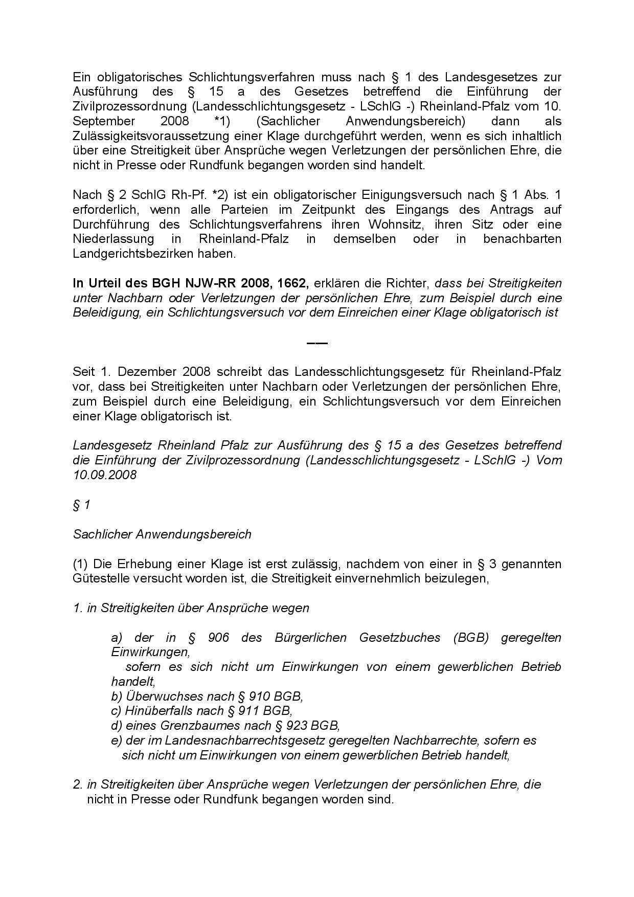 Befangenheitsantrag Gegen Richter Bergmann Ag Worms Olg Koblenz