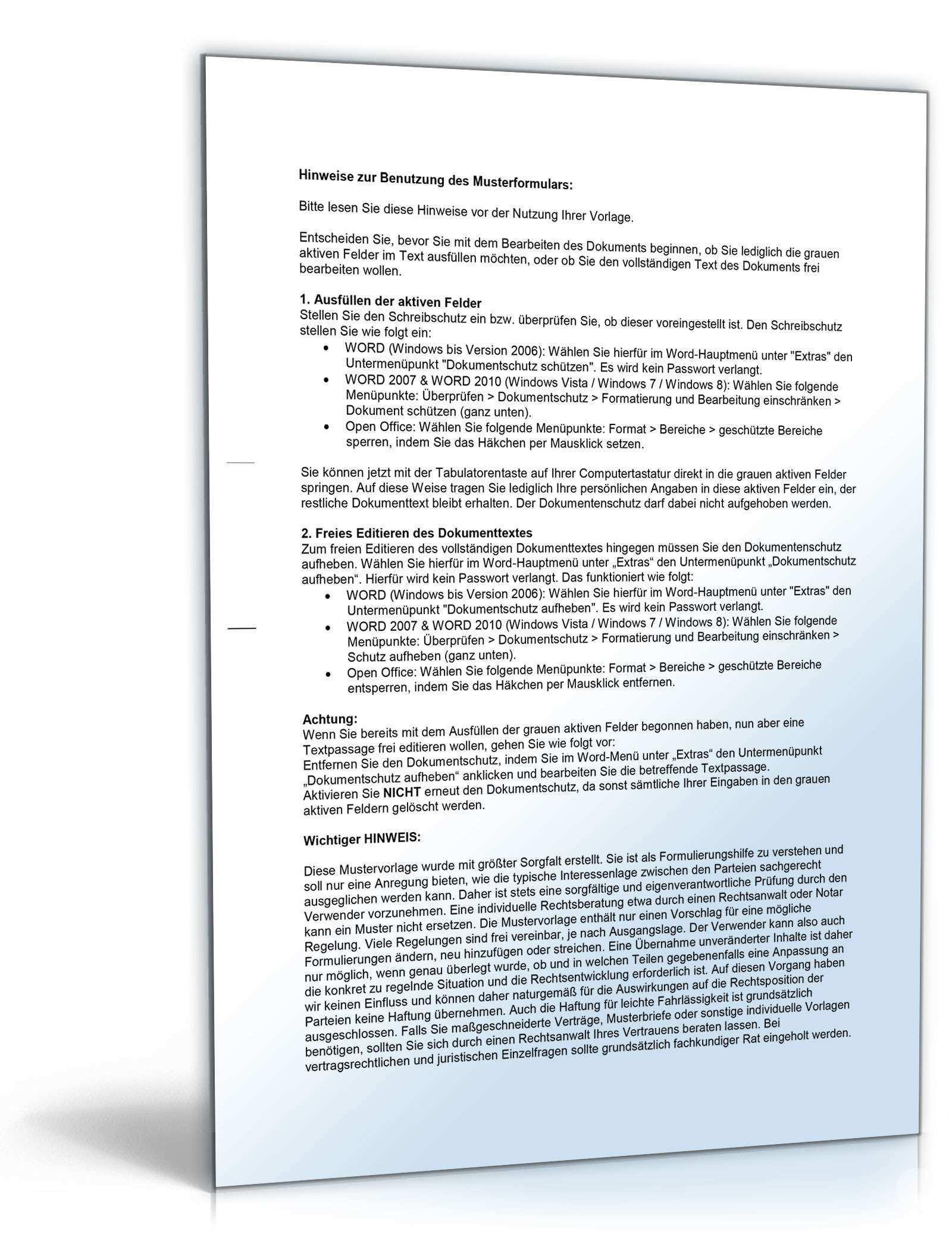 Arbeitszeugnis Produktionshelfer Muster Zum Download