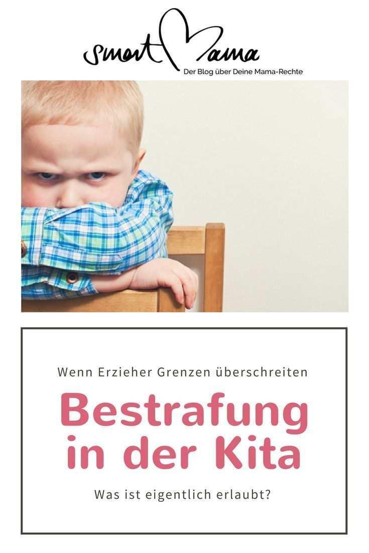 Bestrafung In Der Kita Was Ist Eigentlich Erlaubt Kinder Lernen Erziehung Kita