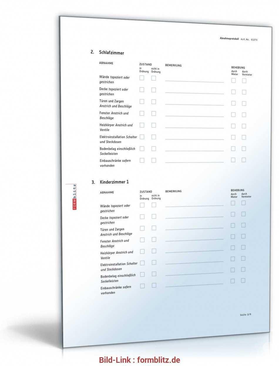 Vollmacht Wohnungsubergabe Einfach Abnahmeprotokoll Wohnung Auszug Muster Download Aviacia