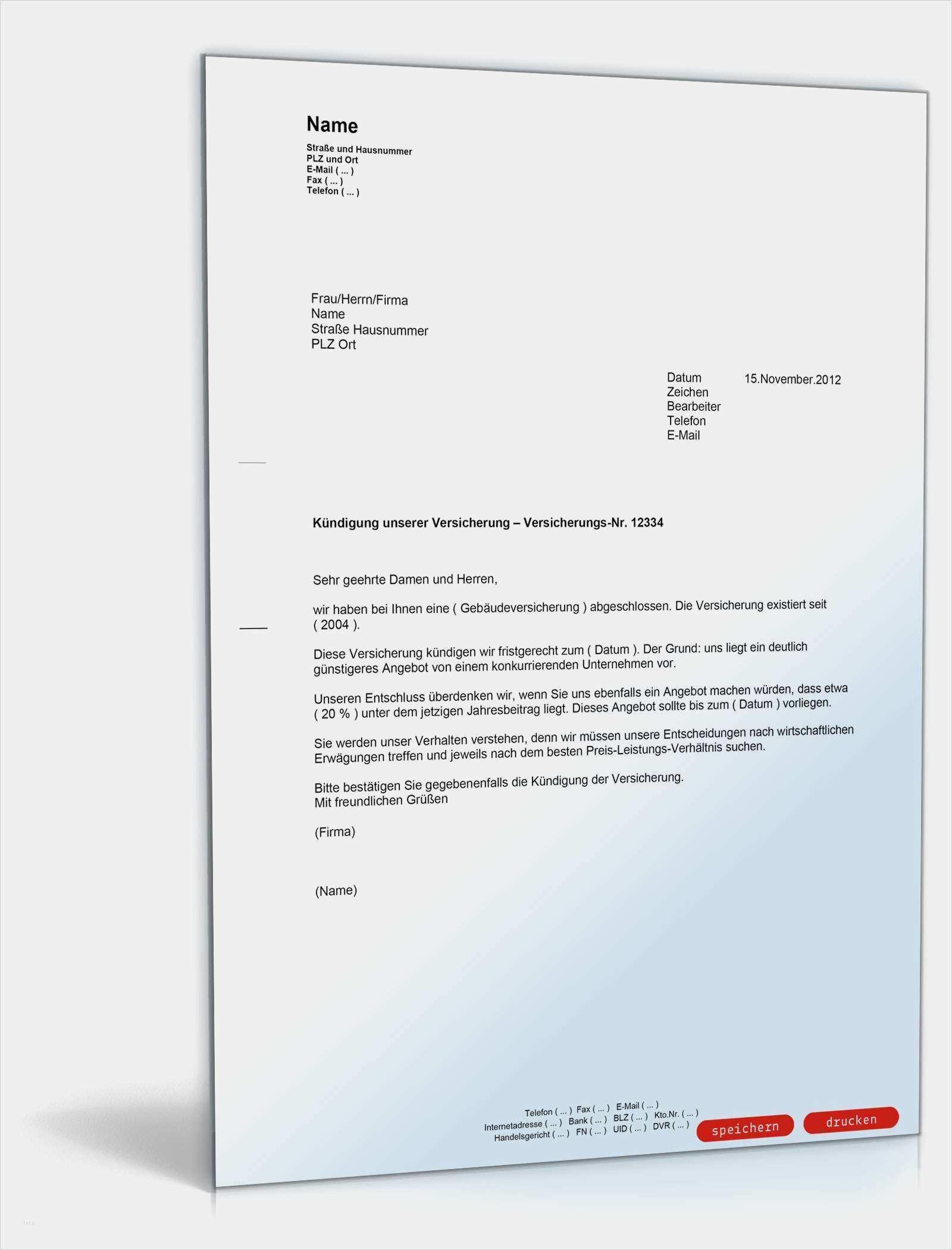 39 Inspiration Versicherung Kundigen Geld Zuruck Vorlage Abbildung Vorlagen Word Absage Bewerbung Vorlagen Lebenslauf