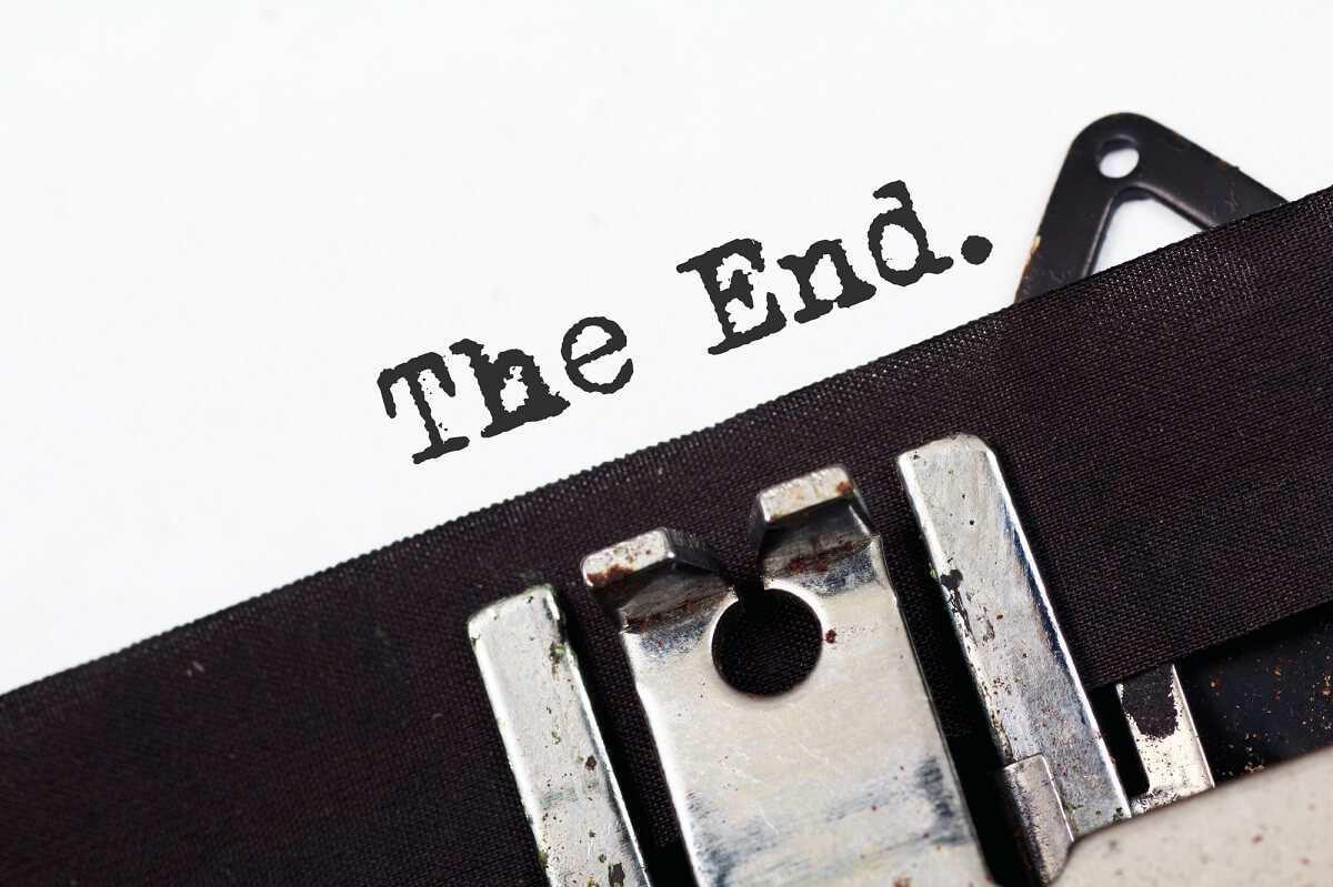 Ende Gut Alles Gut Tipps Deinen Vortrag Zu Beenden Prasentation Ende
