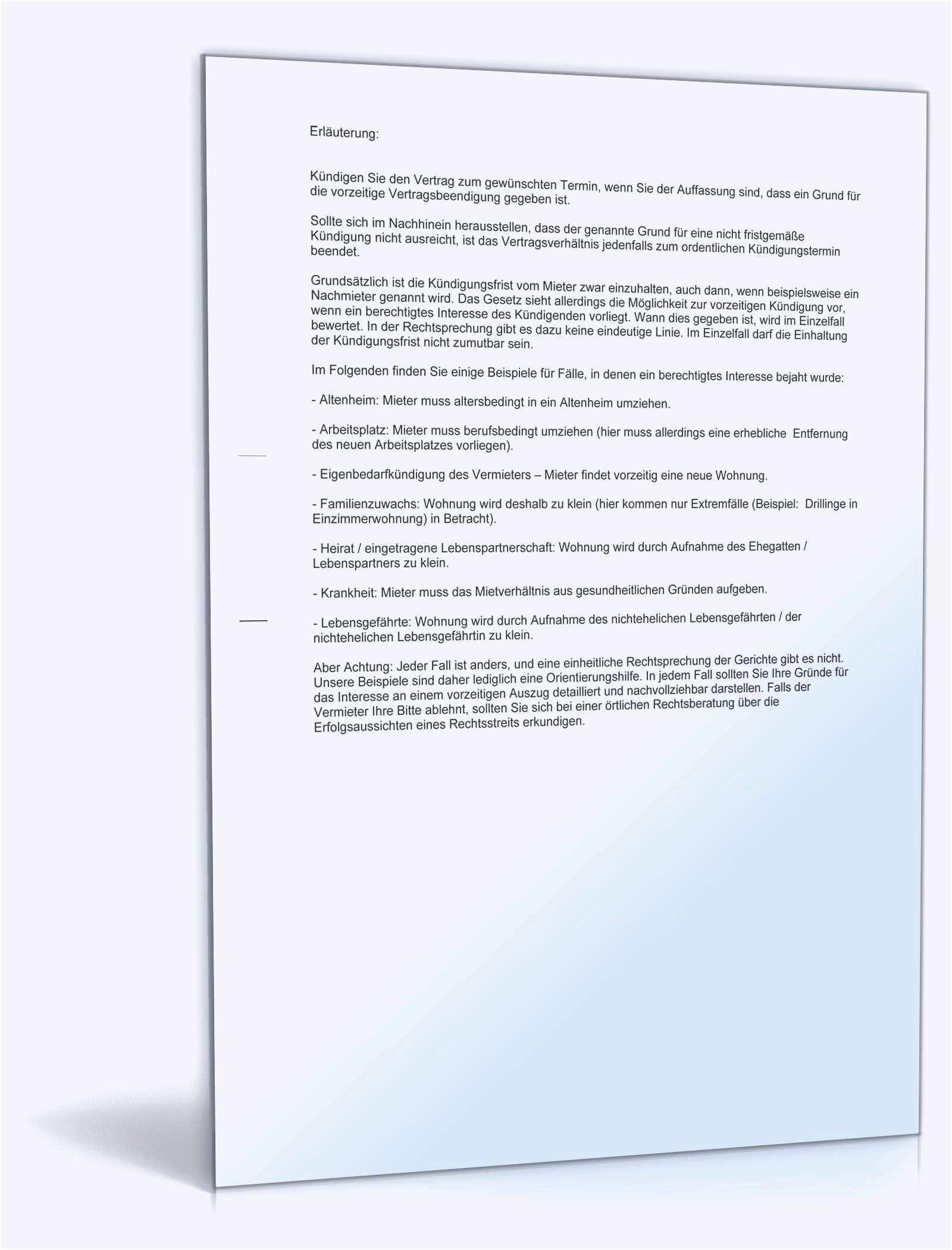 11 12 Absichtserklarung Muster Kostenlos Ithacar Com