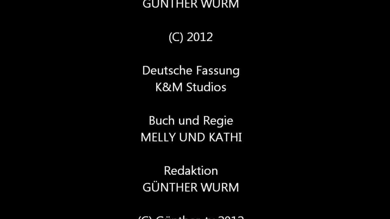 Gunther Ein Wurm Macht Mode Abspann 1 Staffel Deutsch Youtube