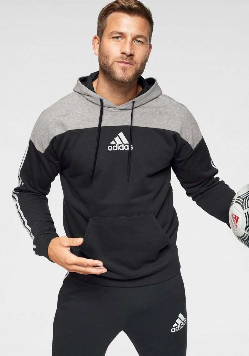 Adidas Performance Kapuzensweatshirt Osr 3 Stripes Cb Hood Online Kaufen Otto In 2020 Sweatshirt Manner Outfit Jungs Hoodies