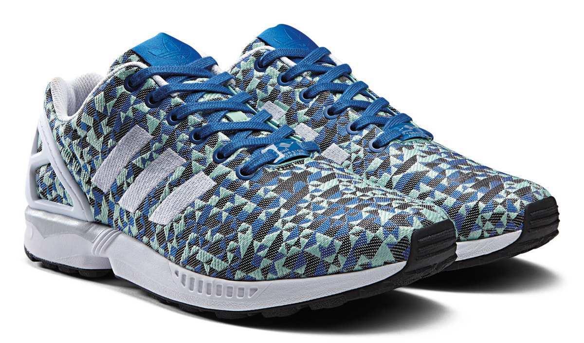 Adidas Zx Flux Prism Weave Pack Online Nowadidas Zx Flux Prism Weave Pack Online Now Sneakers Magazine