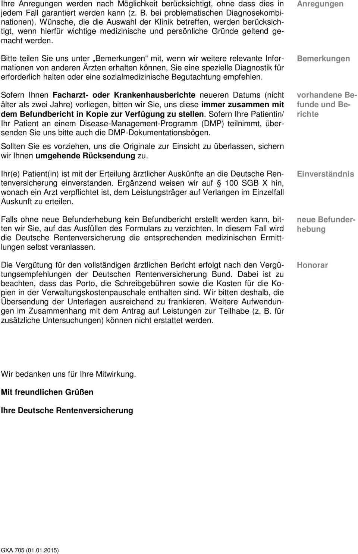 Arztlicher Befundbericht Zum Antrag Auf Leistungen Zur Teilhabe Pdf Free Download