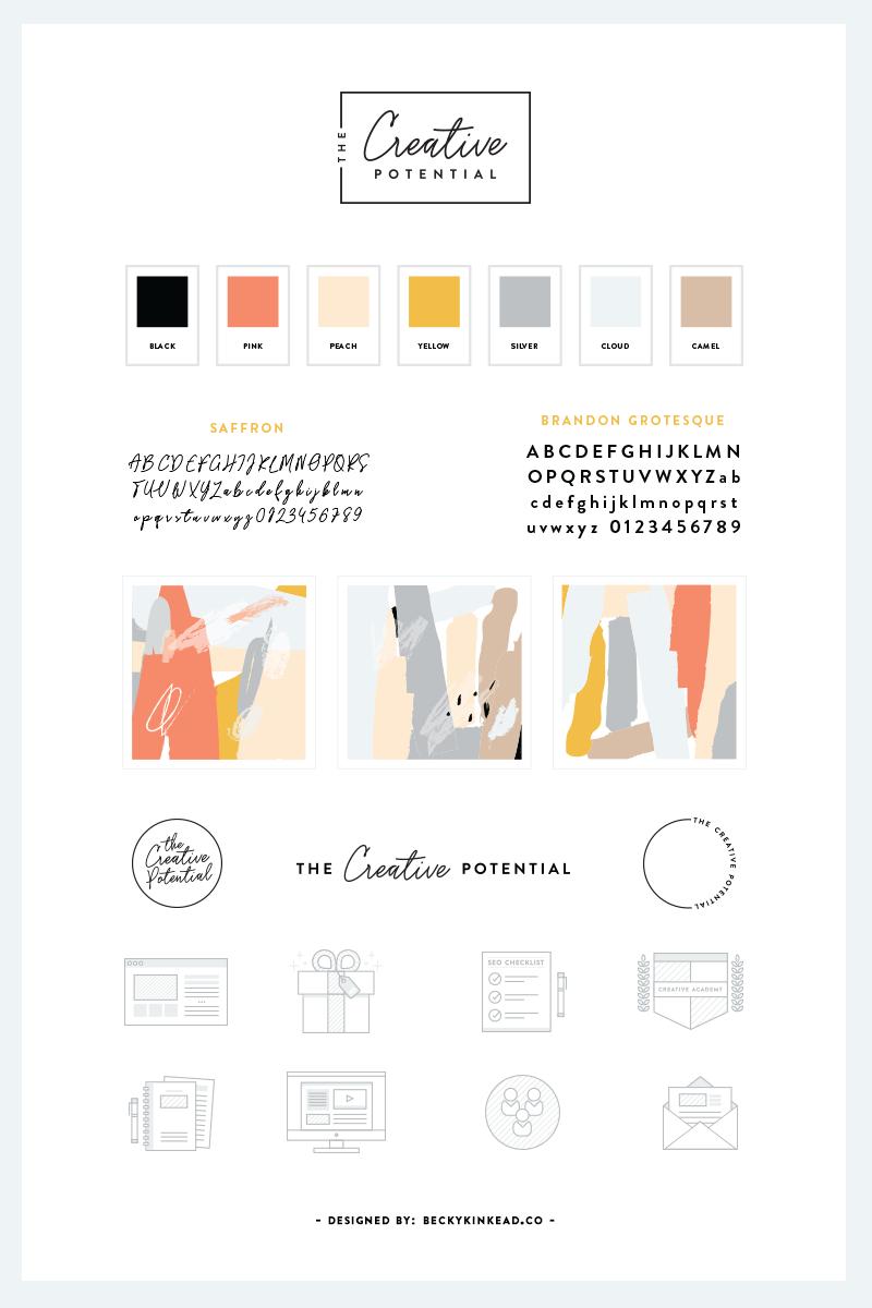 Beispiel Case Study Website Branding Design Branding Website Design Branding Design Inspiration