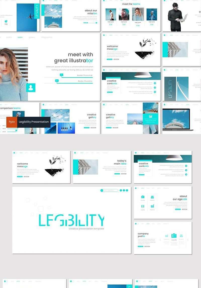 Powerpoint Vorlage Namens Legibility 87017 Powerpoint Vorlagen Powerpoint Prasentation Power Point