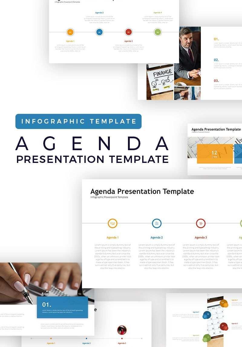 Powerpoint Vorlage Namens Agenda Infographic 80207 Powerpoint Vorlagen Power Point Powerpoint Prasentation