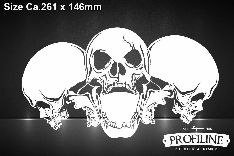 Airbrush Schablone Schadelhaufen Pile Of Skulls Stencil Schadel Schablone Schablonen Airbrush Schablonen