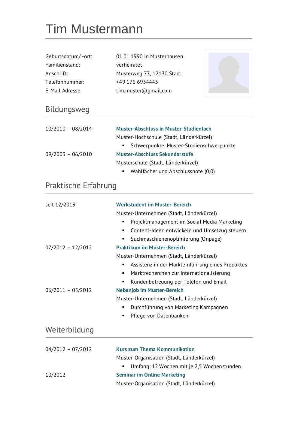 Bewerbungsmuster Techniker Lebenslauf Designs Bewerbung Techniker Lebenslauf Muster Vorlagen Bewerbun In 2020 Document Templates Resume Template Free Resume Template