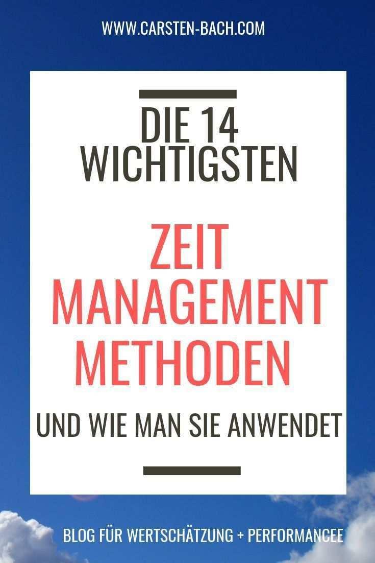 Zeitmanagement Methoden Und Wie Sie Sie Anwenden Carsten Bach Online Kurse Inhouse Seminare Vortrage Zeitmanagement Menschenfuhrung Fuhrungskompetenzen
