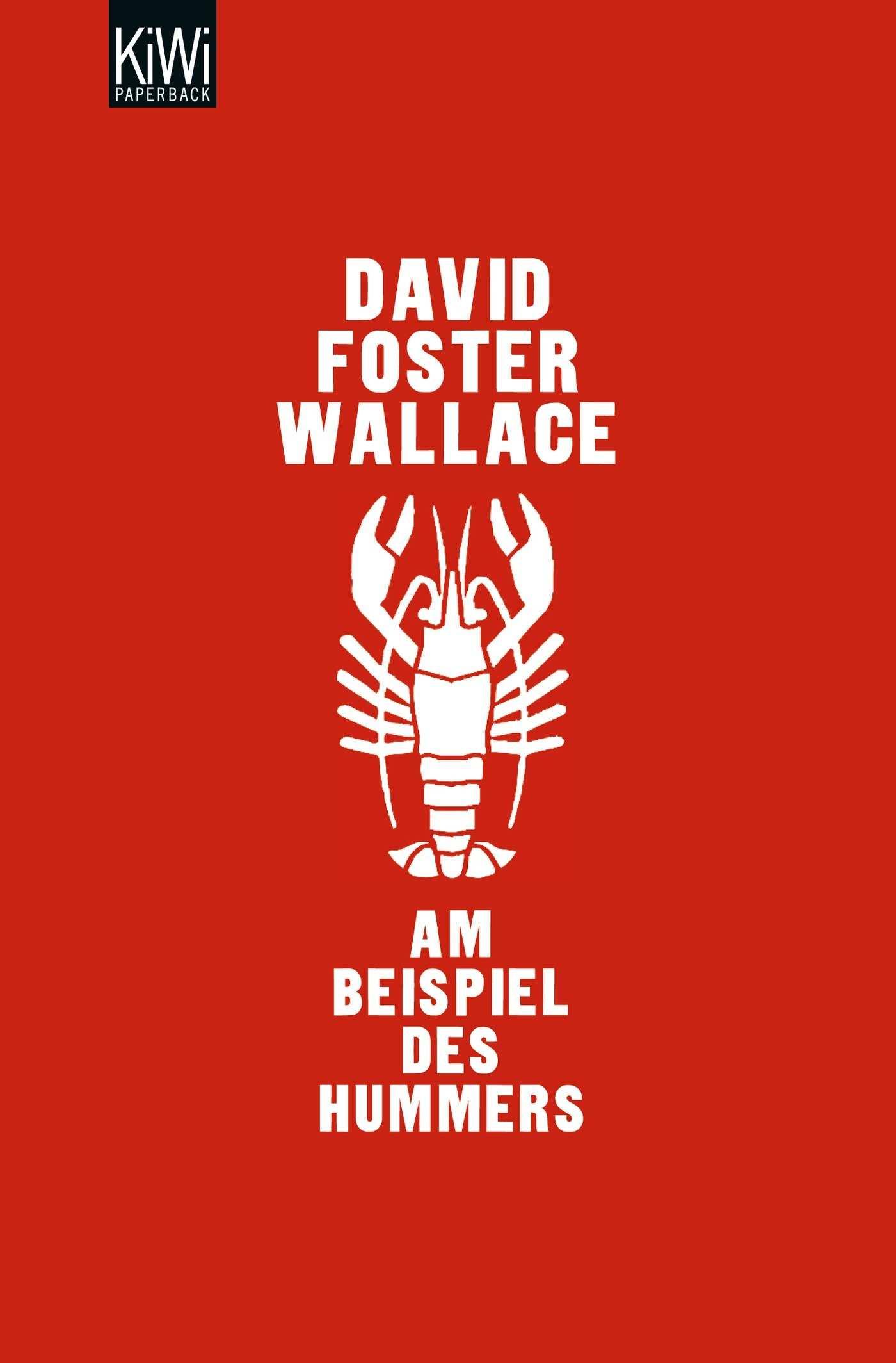 Am Beispiel Des Hummers Amazon De Foster Wallace David Ingendaay Marcus Bucher