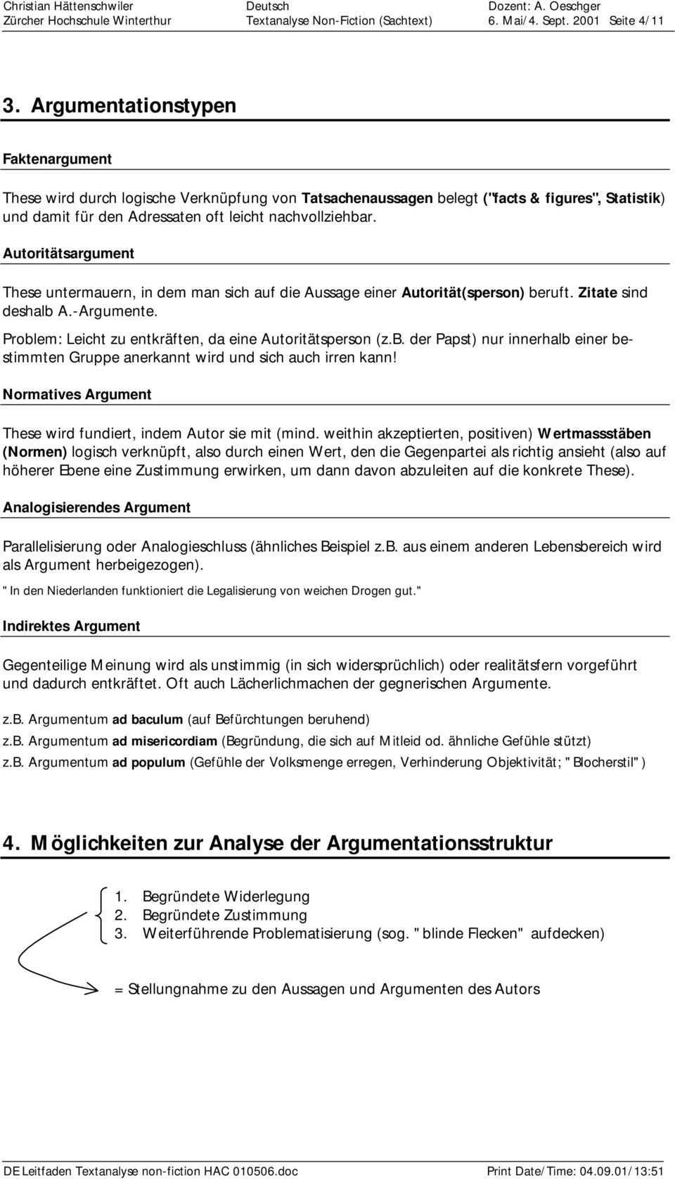 Textanalyse Non Fiction Pdf Kostenfreier Download