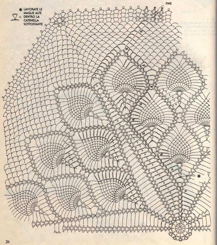 Pin By Kirsten Lategahn On Crochet Crochet Doily Diagram Crochet Doily Patterns Doily Patterns