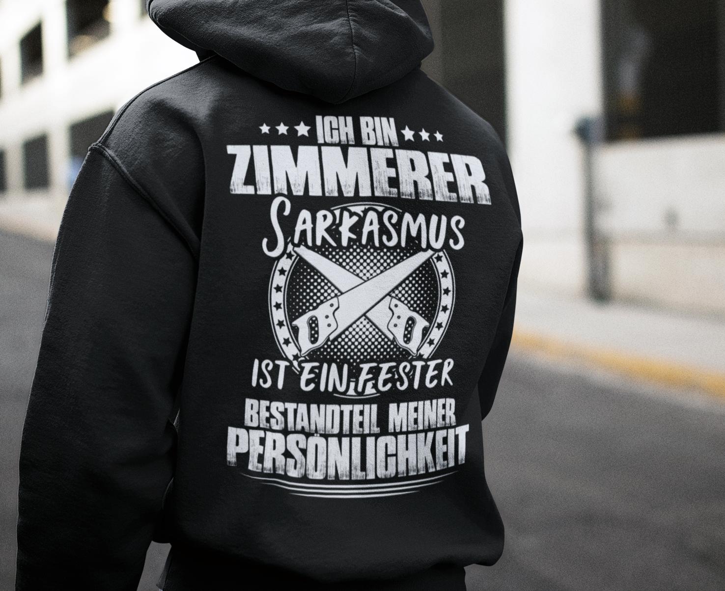Zimmerer Zimmermann Sarkasmus Witzige T Shirts Shirts Zimmer